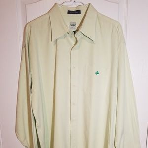 J. PARKER ST PATTYS DAY MENS BUTTON DOWN